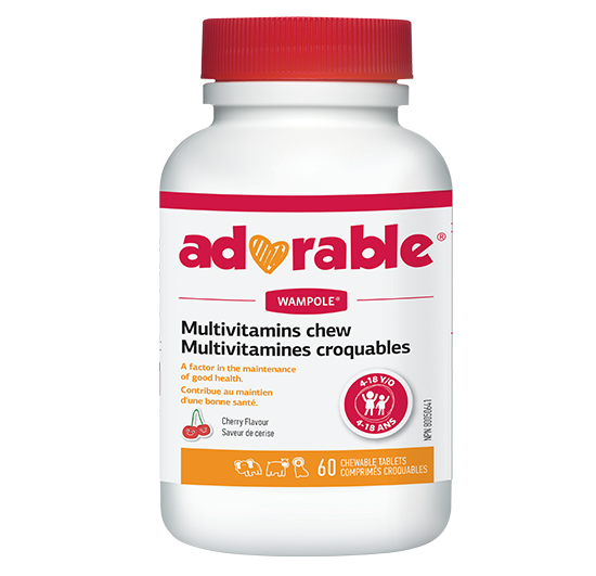 Multivitamine croquable