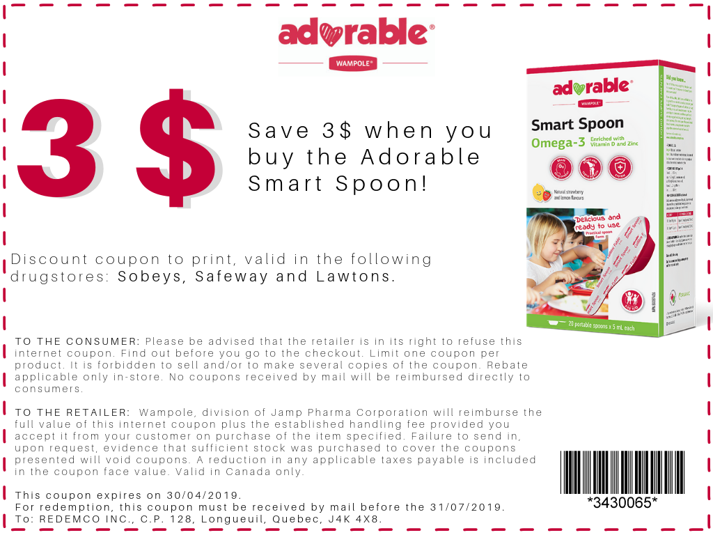 Smart Spoon Discount Coupon Adorable Wampole